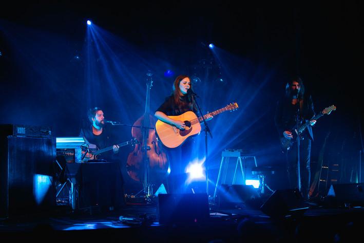 2016-02-03 - Melissa Horn performs at Södra Teatern, Stockholm