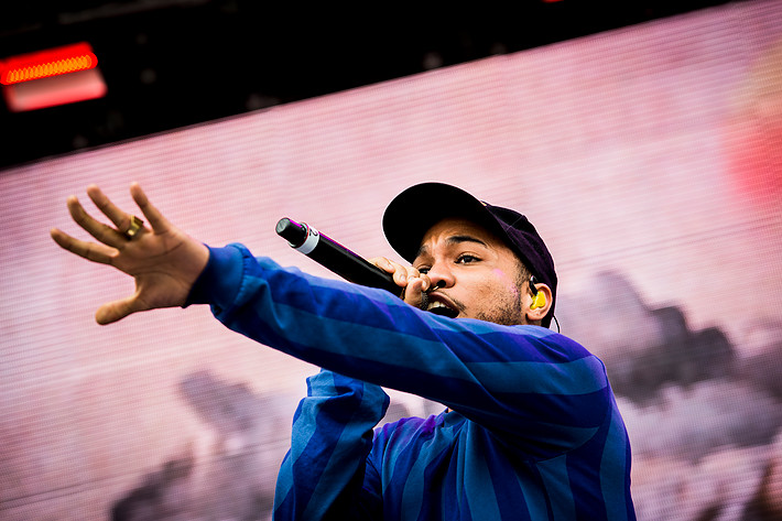 2016-07-01 - Anderson .Paak performs at Roskildefestivalen, Roskilde