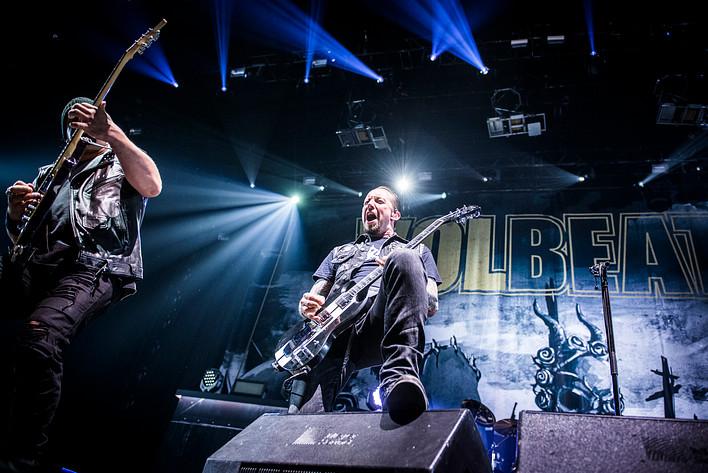 2016-07-09 - Volbeat spelar på Friends Arena, Stockholm
