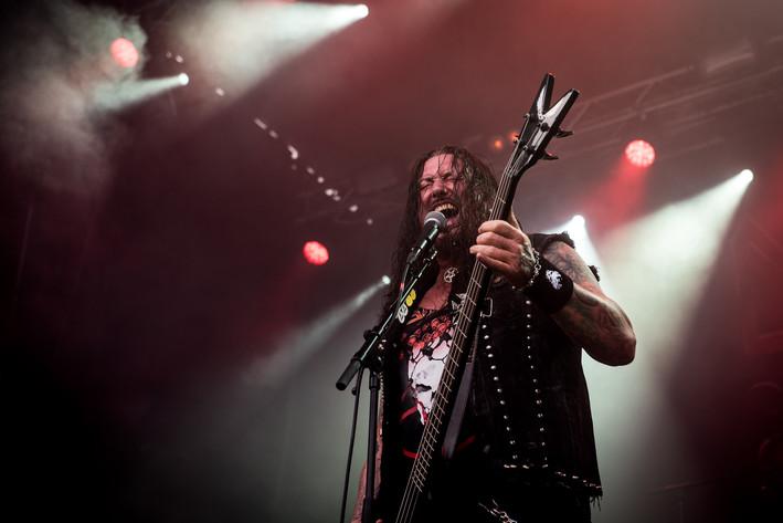 2016-07-15 - Destruction performs at Gefle Metal Festival, Gävle