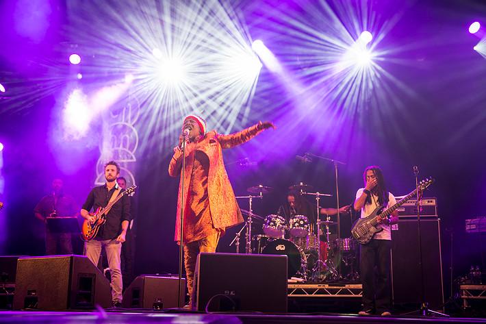 2016-08-19 - Alpha Blondy spelar på Stockholms Kulturfestival, Stockholm