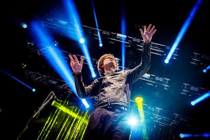 2016-09-02 - Mando Diao spelar på Gröna Lund, Stockholm
