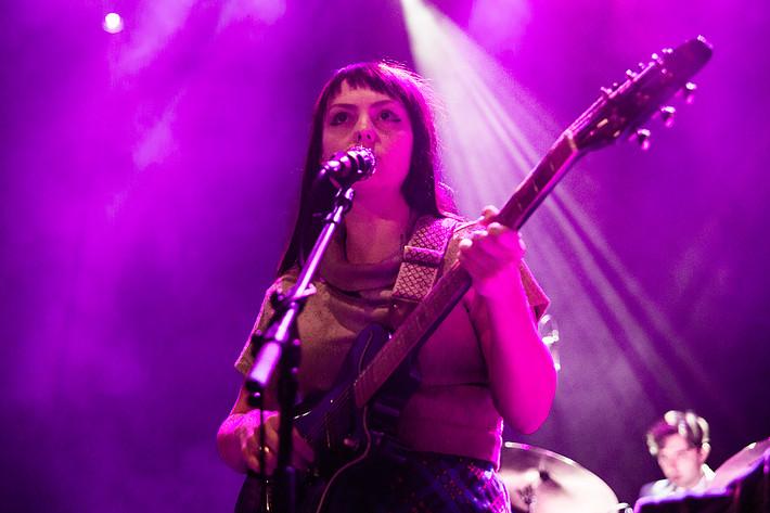 2016-10-23 - Angel Olsen performs at Pustervik, Göteborg