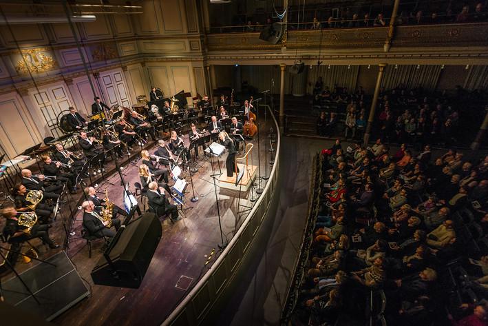 2017-01-29 - Blåsarsymfonikerna performs at Musikaliska, Stockholm