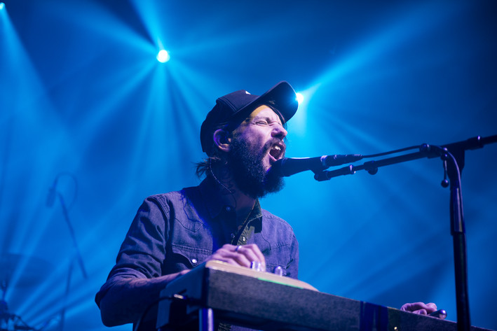 2017-03-09 - Band of Horses performs at Annexet, Stockholm