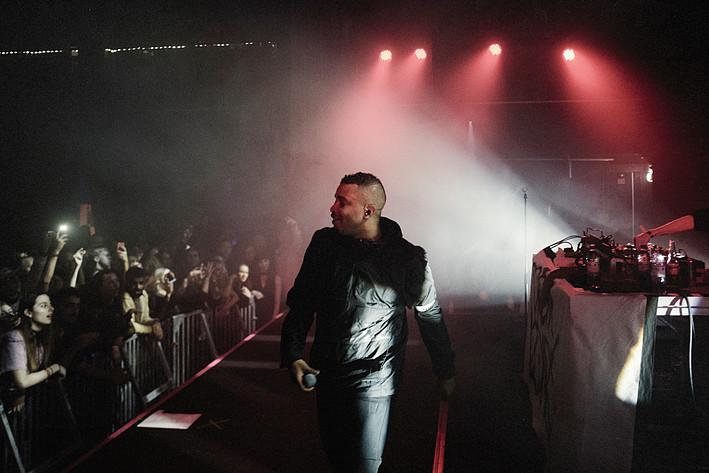 2017-03-17 - Erik Lundin spelar på Pustervik, Göteborg