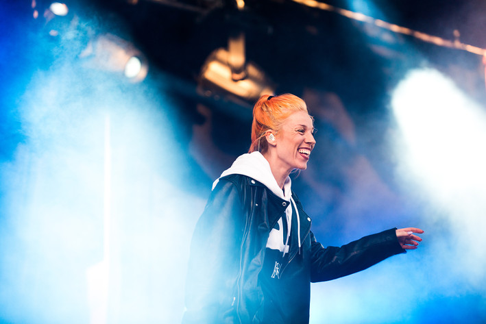 2017-05-18 - Gabrielle spelar på Gröna Lund, Stockholm