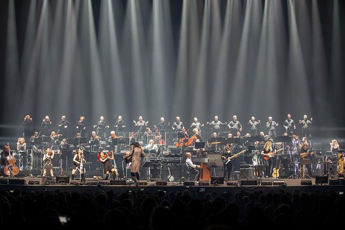 2017-05-18 - Hans Zimmer spelar på Globen, Stockholm
