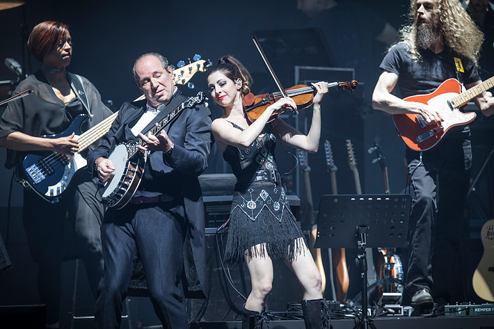 2017-05-18 - Hans Zimmer performs at Globen, Stockholm