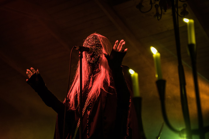 2017-06-03 - Coven performs at Muskelrock, Alvesta
