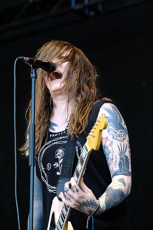 2017-06-08 - Against Me! performs at Greenfield Festival, Interlaken