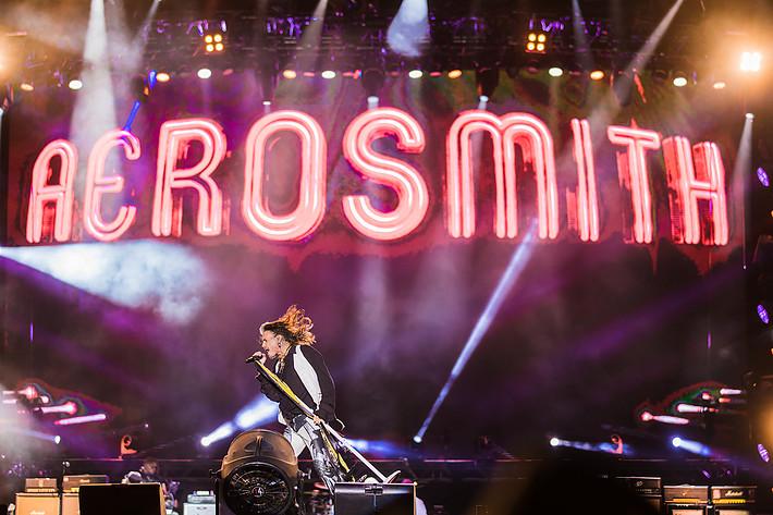 2017-06-08 - Aerosmith performs at Sweden Rock Festival, Sölvesborg