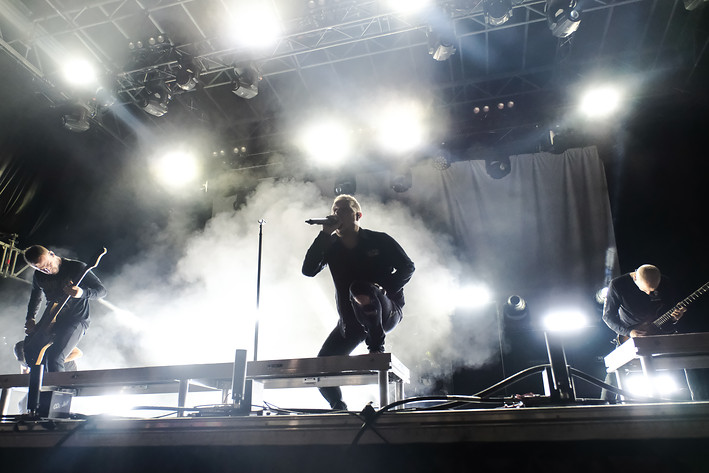 2017-06-09 - Architects performs at Greenfield Festival, Interlaken