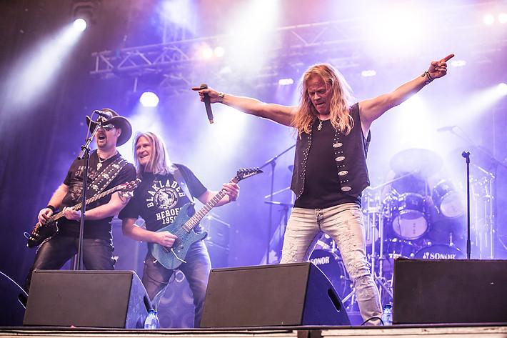 2017-06-10 - Artch performs at Sweden Rock Festival, Sölvesborg