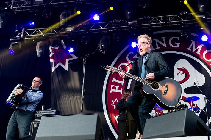 2017-06-16 - Flogging Molly performs at Gröna Lund, Stockholm