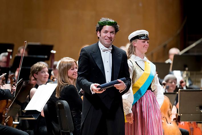 2017-06-21 - Göteborgs Symfoniker med Gustavo Dudamel spelar på Konserthuset, Göteborg