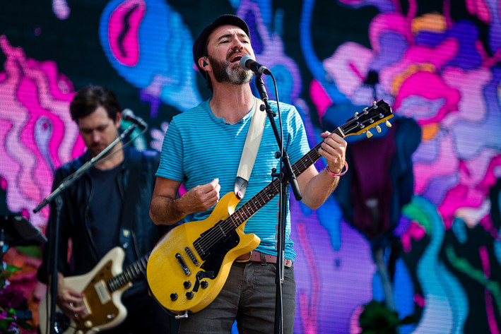 2017-08-10 - The Shins performs at Way Out West, Göteborg