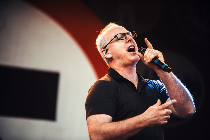 2017-08-10 - Bad Religion performs at Gröna Lund, Stockholm
