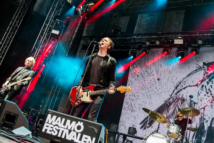 2017-08-17 - Hurula performs at Malmöfestivalen, Malmö