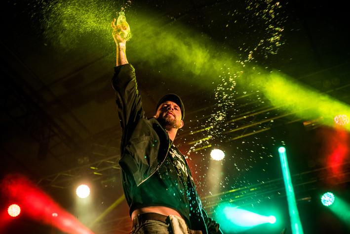 2017-08-19 - Hoffmaestro performs at Karl Oskar-dagarna, Växjö