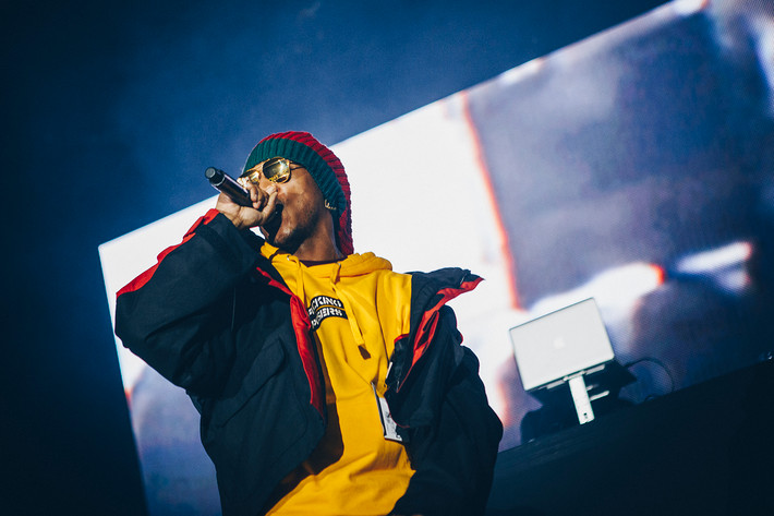 2017-10-11 - Future performs at Hovet, Stockholm