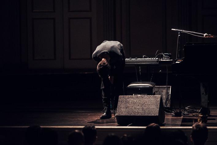 2017-10-12 - Tigran Hamasyan spelar på Musikaliska, Stockholm