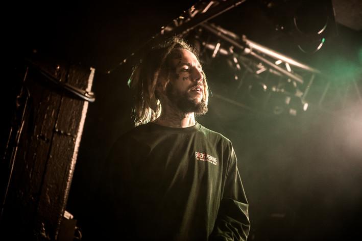 2018-01-15 - $uicideboy$ spelar på Debaser Hornstulls Strand, Stockholm