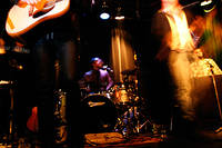 2005-01-15 - Deportees performs at Pustervik, Göteborg
