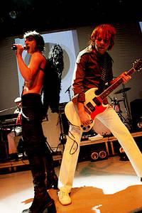 2005-03-10 - The Ark spelar på Trädgår'n, Göteborg