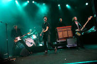 2005-07-08 - Moneybrother performs at Gatufesten, Sundsvall