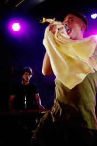 2005-07-15 - Svenska Akademien spelar på Arvikafestivalen, Arvika