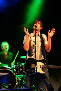 2005-07-21 - Timo Räisänen spelar på Trästockfestivalen, Skellefteå