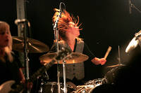 2005-08-06 - Sahara Hotnights performs at Sikafestivalen, Robertsfors