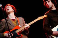 2006-05-27 - The Whitest Boy Alive spelar på Popaganda, Stockholm