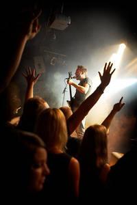 2006-08-06 - Mustasch spelar på Kulturbolaget, Malmö