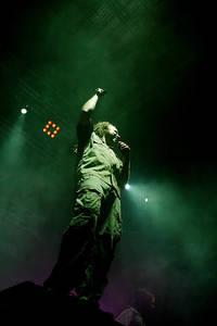 2006-11-16 - In Flames spelar på Globen, Stockholm
