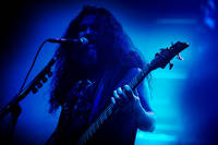 2006-11-17 - Slayer spelar på Malmömässan, Malmö