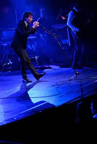 2006-11-28 - Bo Kaspers Orkester spelar på Cirkus, Stockholm