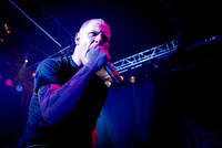 2007-02-16 - Stone Sour spelar på Klubben, Stockholm