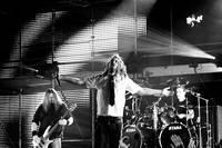 2007-01-11 - In Flames spelar på Hovet, Stockholm