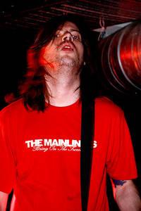 2007-04-26 - Baby Woodrose spelar på Amplifier Rock Bar, Oslo