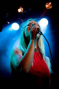 2007-06-14 - Oh Laura spelar på Debaser Malmö, Malmö