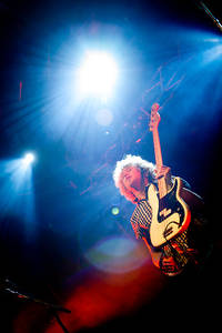 2007-06-29 - Timo Räisänen spelar på Peace & Love, Borlänge