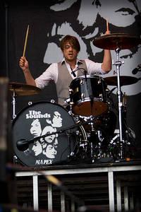2007-07-01 - The Sounds spelar på Pier Pressure, Göteborg