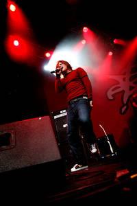 2007-07-06 - Takida spelar på Gatufesten, Sundsvall
