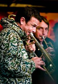 2007-07-12 - Max Peezay & Mapei feat. Timbuktu & Damn! performs at Arvikafestivalen, Arvika