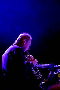 2007-11-20 - Jon Hassel spelar på Uppsala Konsert & Kongress, Uppsala