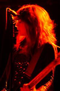 2007-11-24 - Sahara Hotnights performs at Mejeriet, Lund