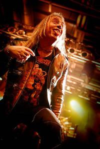 2007-12-08 - Helloween spelar på Arenan, Stockholm