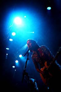 2008-01-26 - Britta Persson performs at Debaser Medis, Stockholm